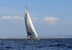 SY Windheuler - Beneteau First 40 -  Formentera